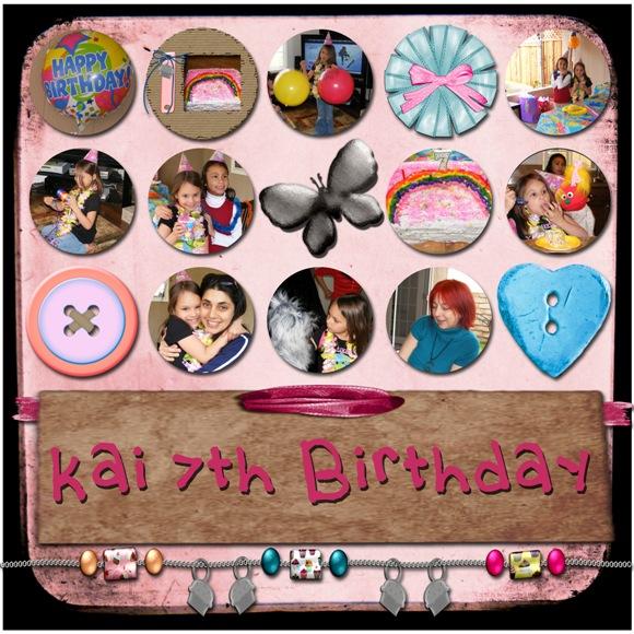 Birthday Kai