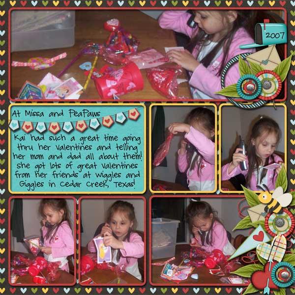 My Valentine 2007