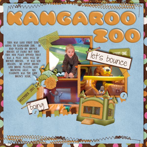 Kangaroo Zoo 2011
