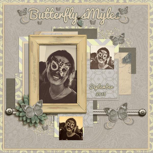 Butterfly sMyles