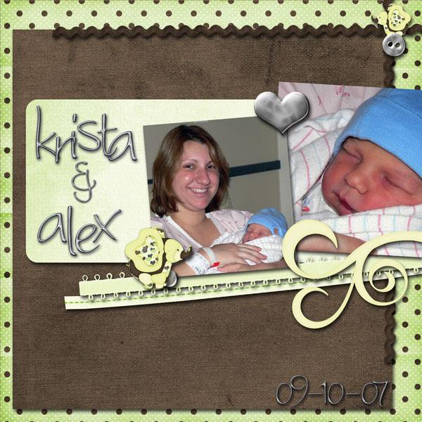 Krista & Alex