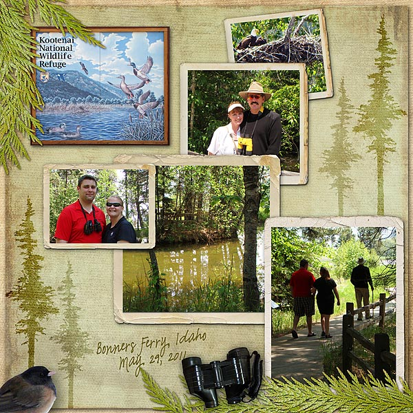 Kootenai Wildlife Refuge 2011