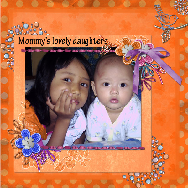 Mommy'sLovelyDaughters using FunkyMama_Collab Kit