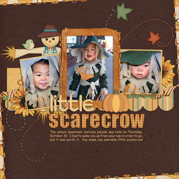 Little Scarecrow