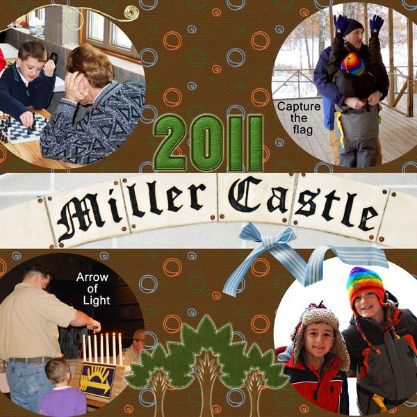 2011 Miller Castle