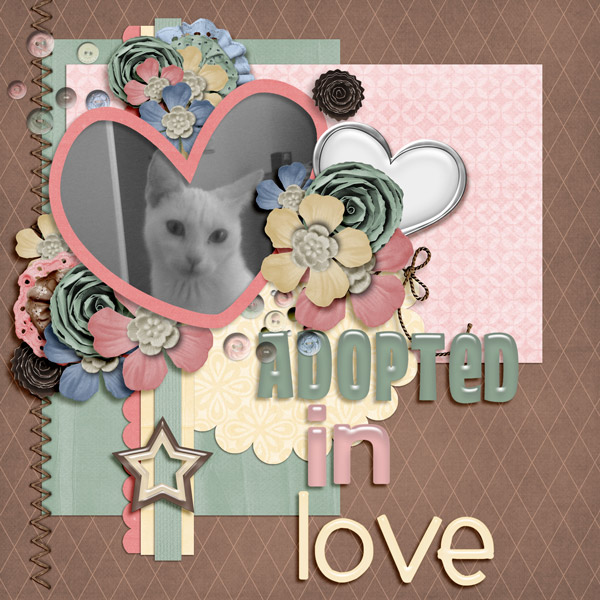 Adopted In Love