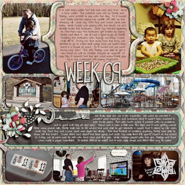 Week 09 (February 26 - March 3)