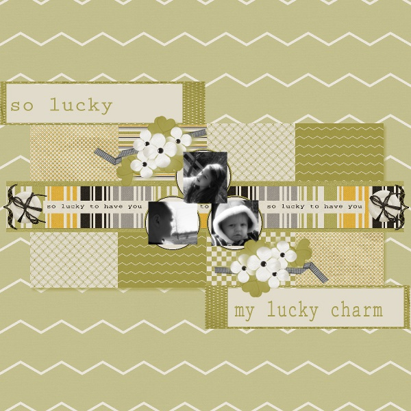 MarchMini - So Lucky