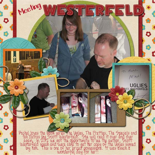 Meeting Westerfeld