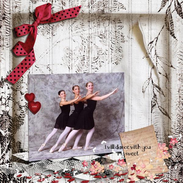 Ballet-Megan, Erin, Lindsey
