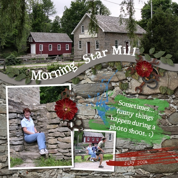Morning Star Mill
