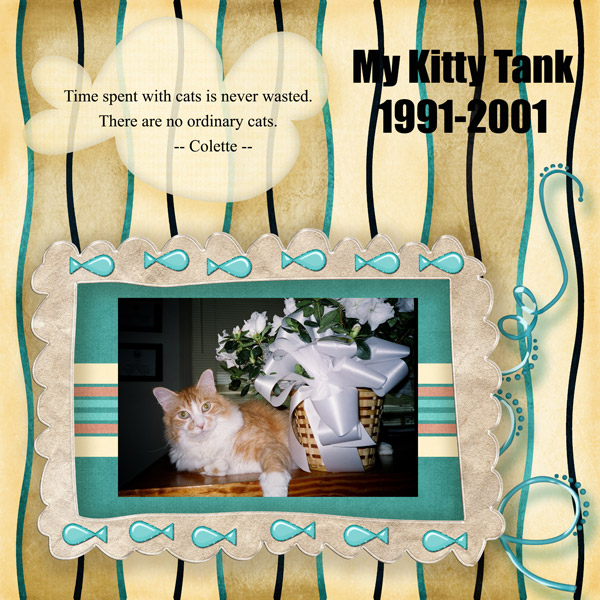 My Kitty Tank