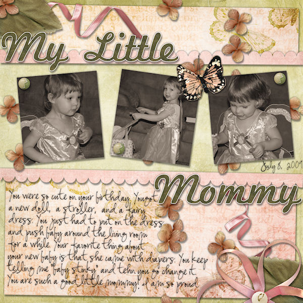 My Little Mommy