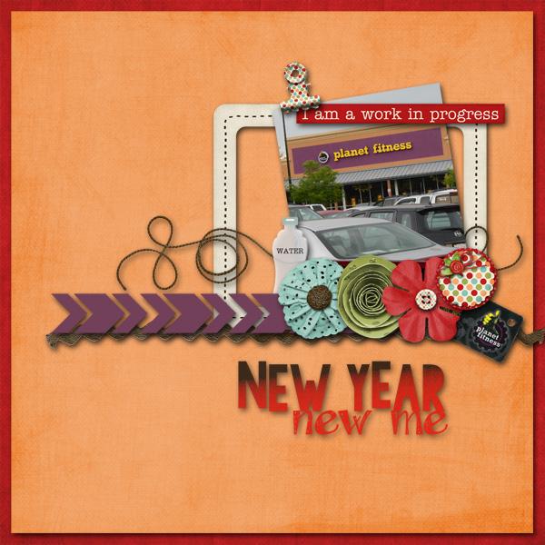 New Year New Me - January Brush Challenge