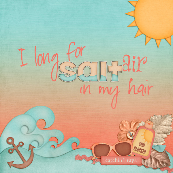Salt in my Hair
