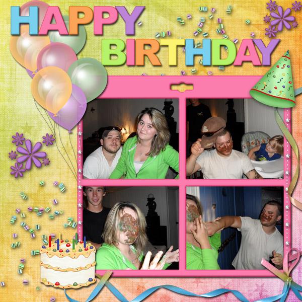 Robby's Birthday