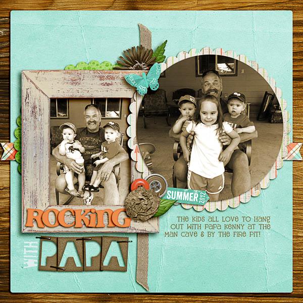 Rocking With Papa