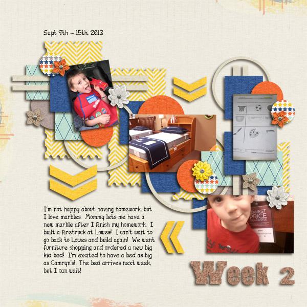 jeremy week 2