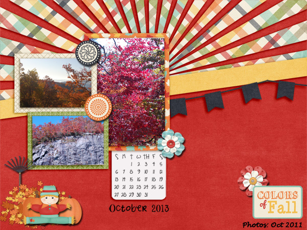 September Desktop Challenge