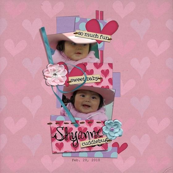 Shyanne - feb 20
