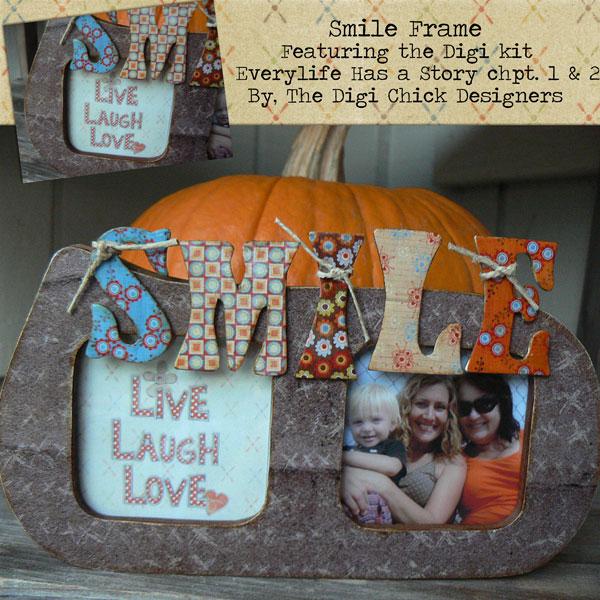 Smile Frame