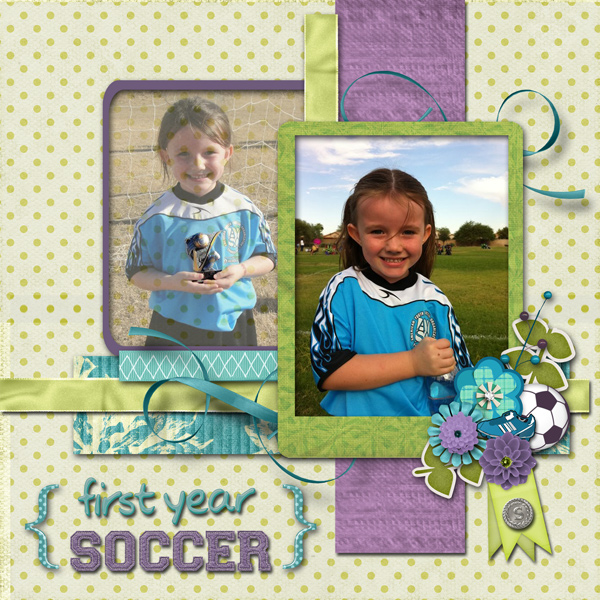First Year Soccer