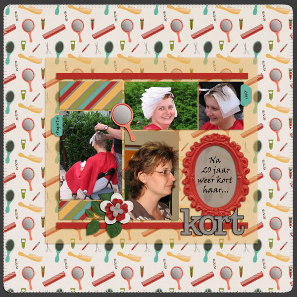 Luv Ewe Designs - Little of the top / Crisdam Designs - Template challenge
