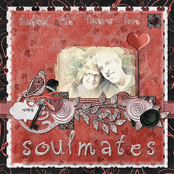 Soulmates Nov 18, 2013
