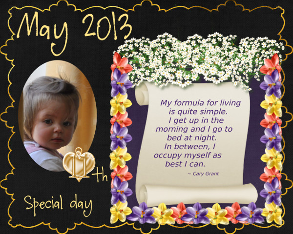 Special Day!