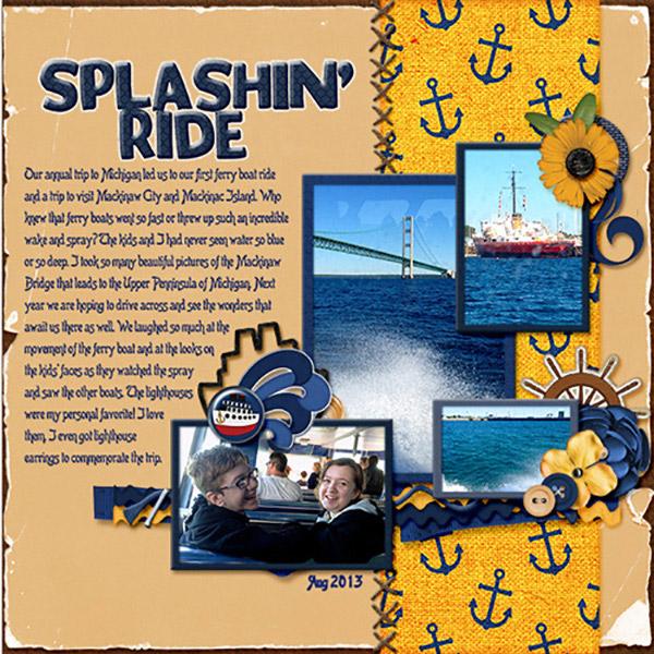 Splashin Ride