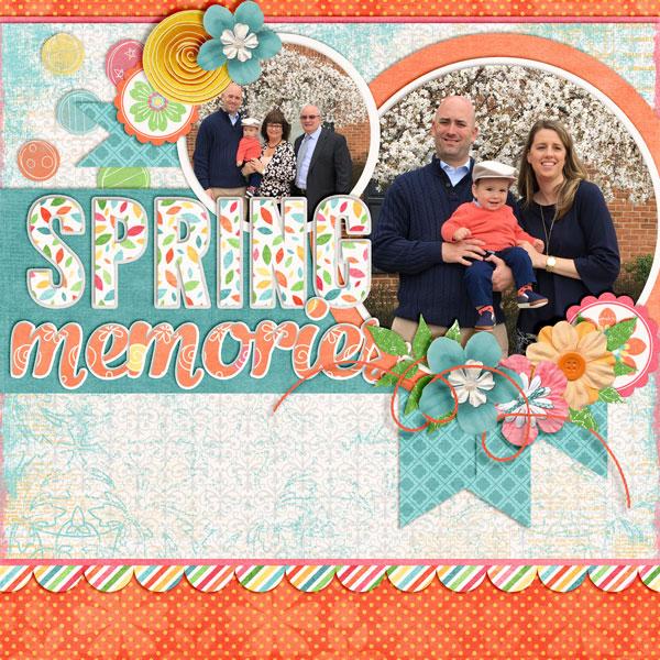 Spring-Memories