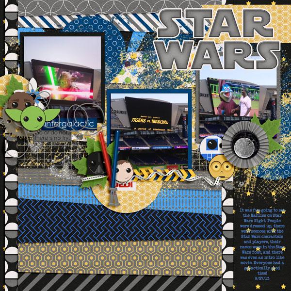 Stars Wars Night