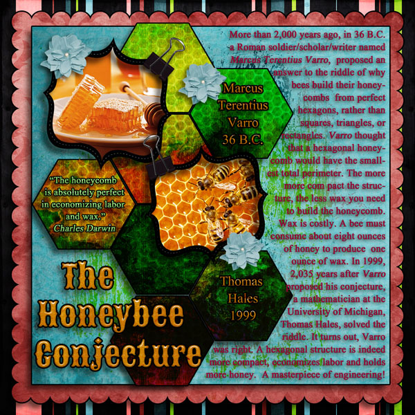 The Honeybee Conjecture