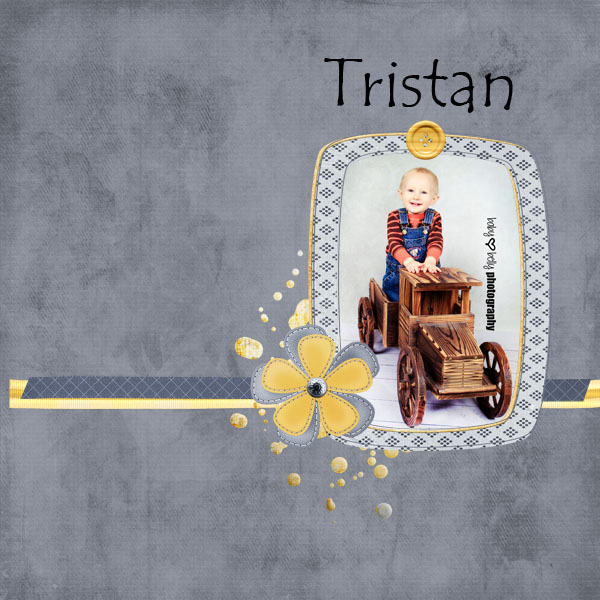 Tristan and his Truck