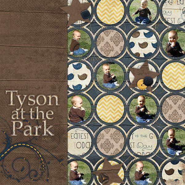 Tyson at the Park