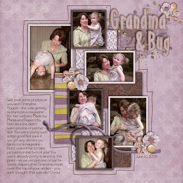 Grandma & Bug