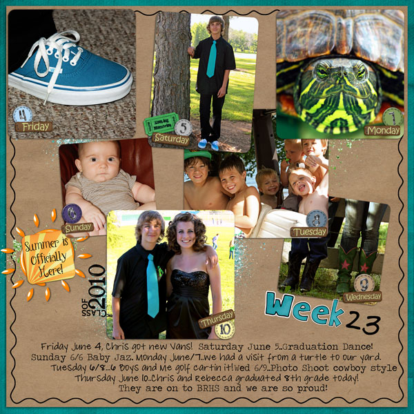 Week 23, 2010