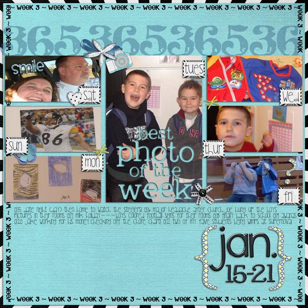 P365 Week 3