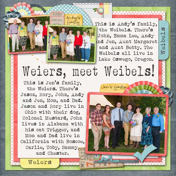 Weiers, meet Weibels