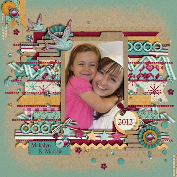 Makalyn & Maddie