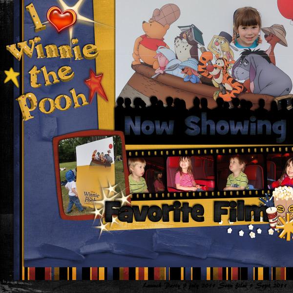 Winnie The Pooh Moive