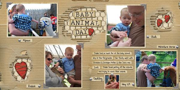 Baby Animal Day