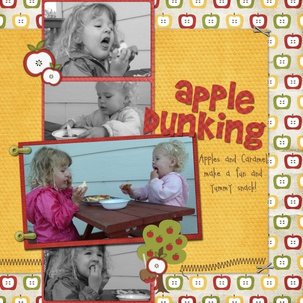 Apple Dunking