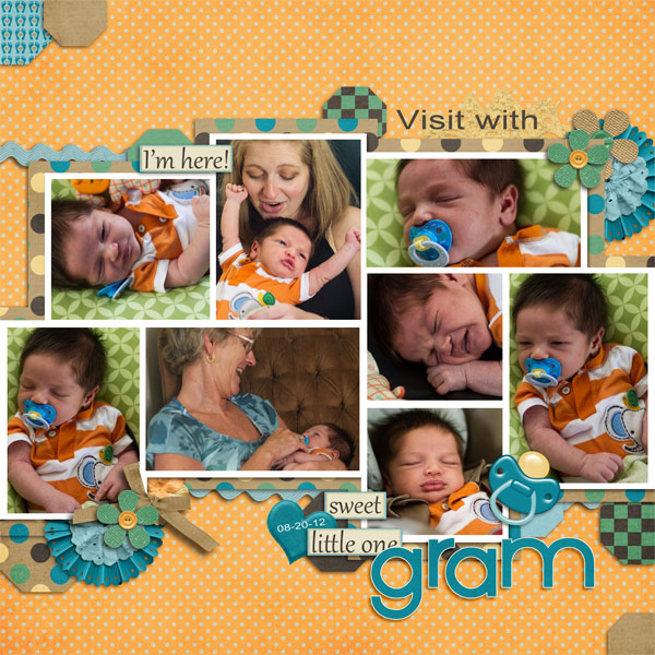 Visit with Gram