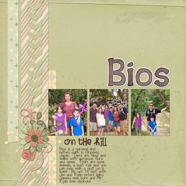 Bios on the Hill