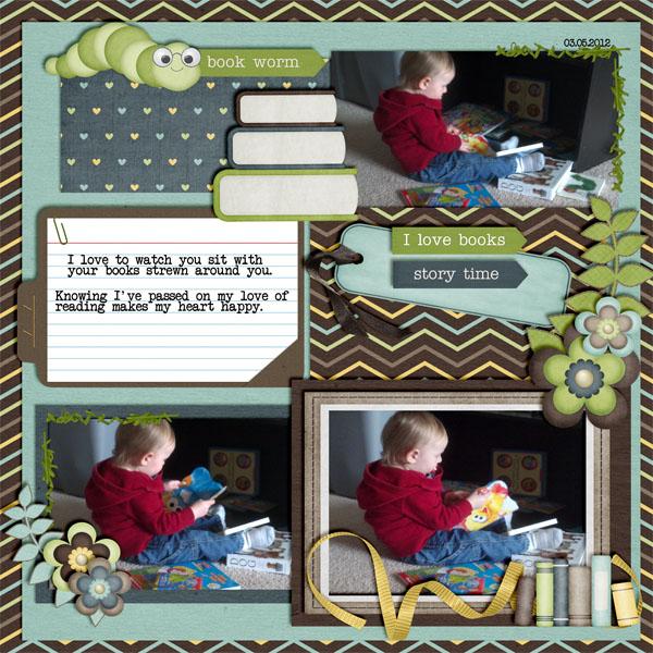 Little reader