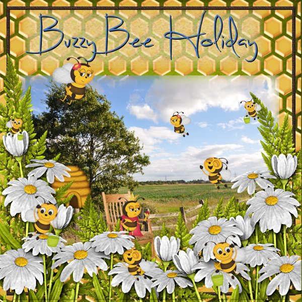 Buzzy Bee Holiday
