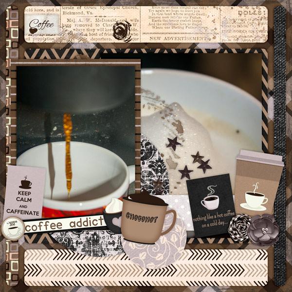 Coffee, Coffee, COFFEE!!