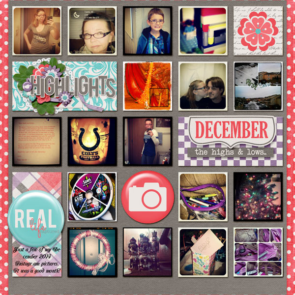 December Instagrams