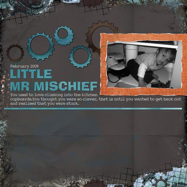 Little Mr Mischief